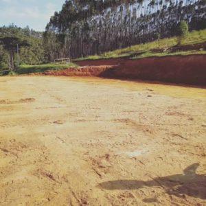 terraplenagem em uba